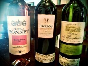 #PlanetBordeaux tasting lineup!