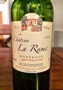 2011 Chateau La Rame Bordeaux