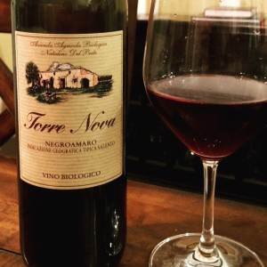 A great pizza wine!
