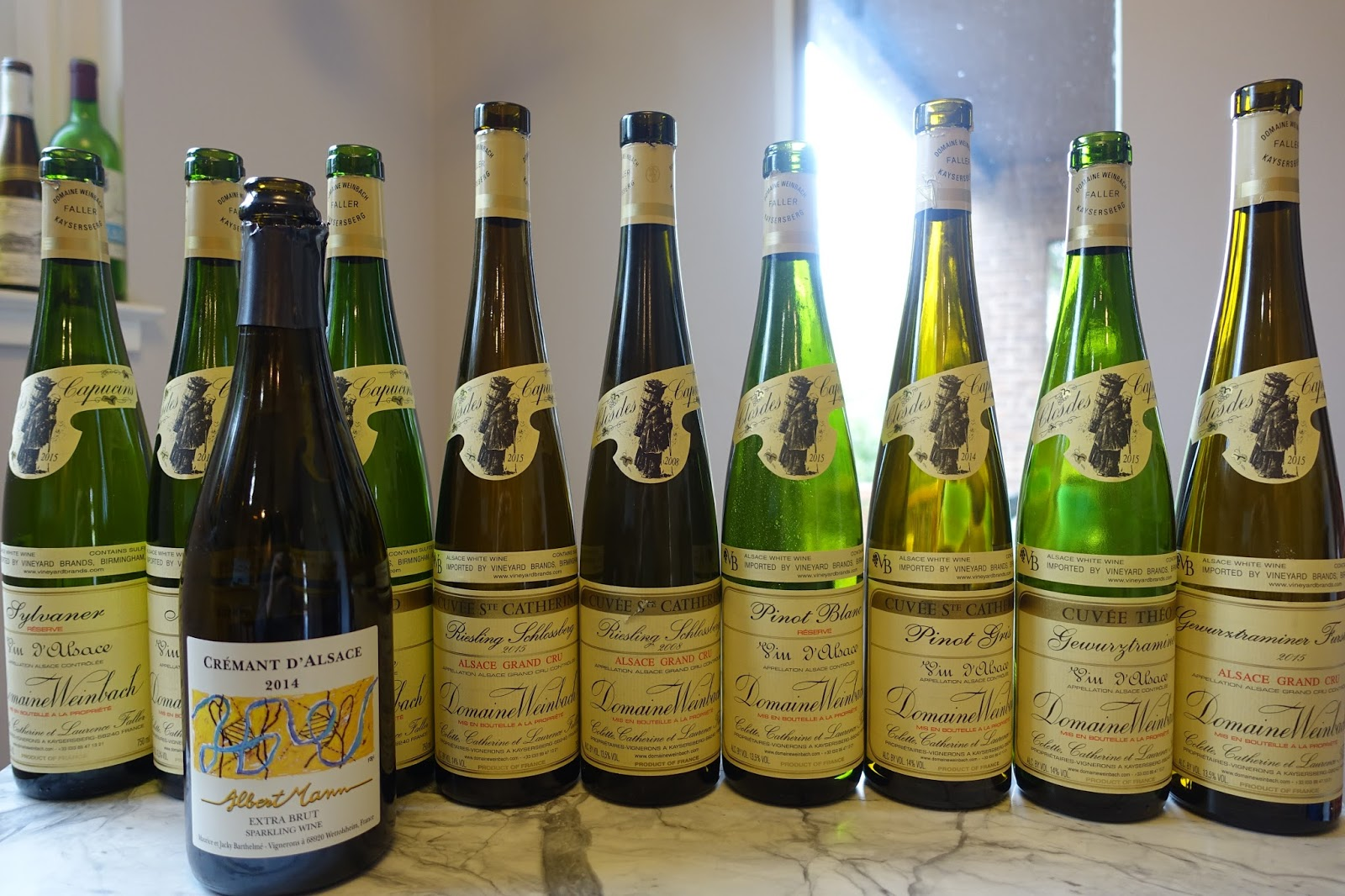 Wines of Alsace Twitter Tasting Wrap Up!