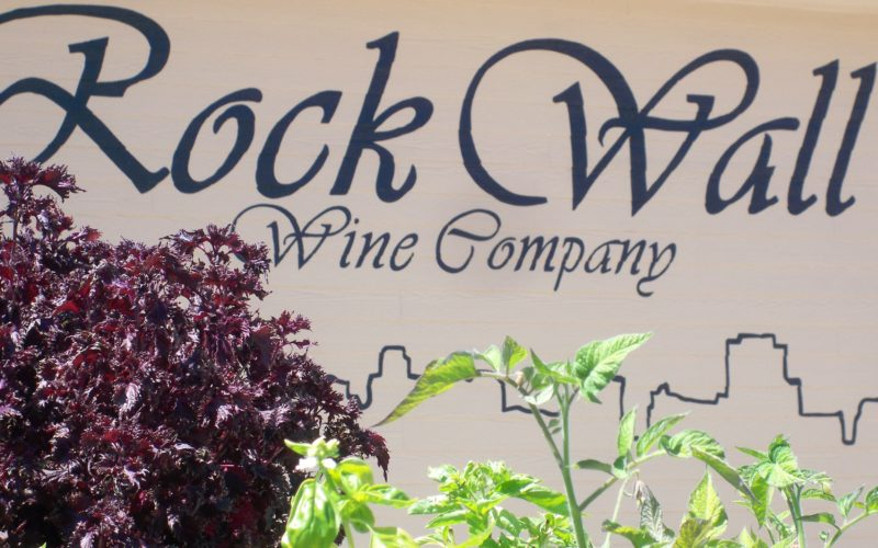 Rock Wall Wine Company 2009 Petite Sirah