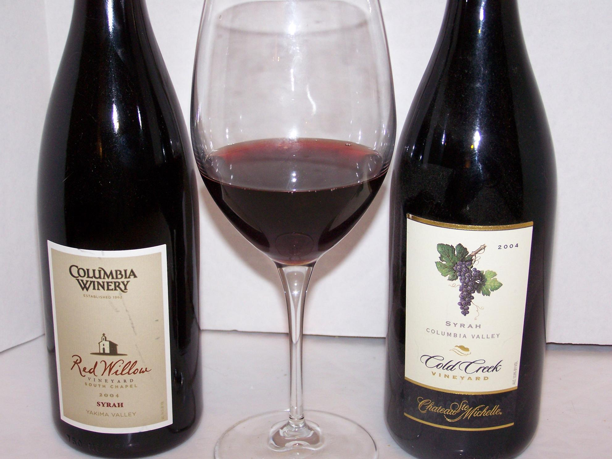 A Great Weekend Wine- Estrella Creek 2004 Petite Sirah