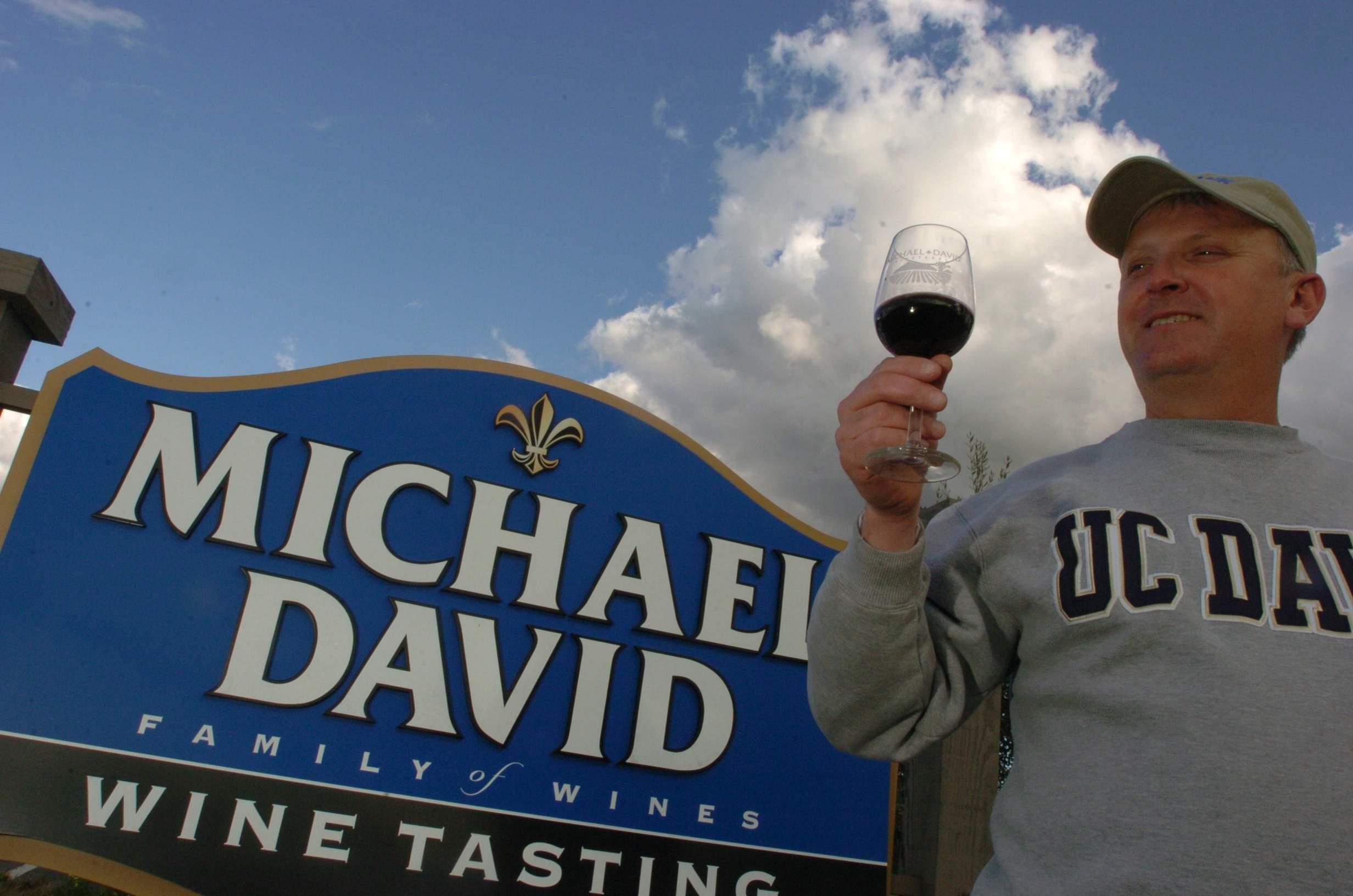 "A California ""Earthquake"" You Don't Want to Miss- Michael David Winery 2008 Earthquake Petite Sirah"