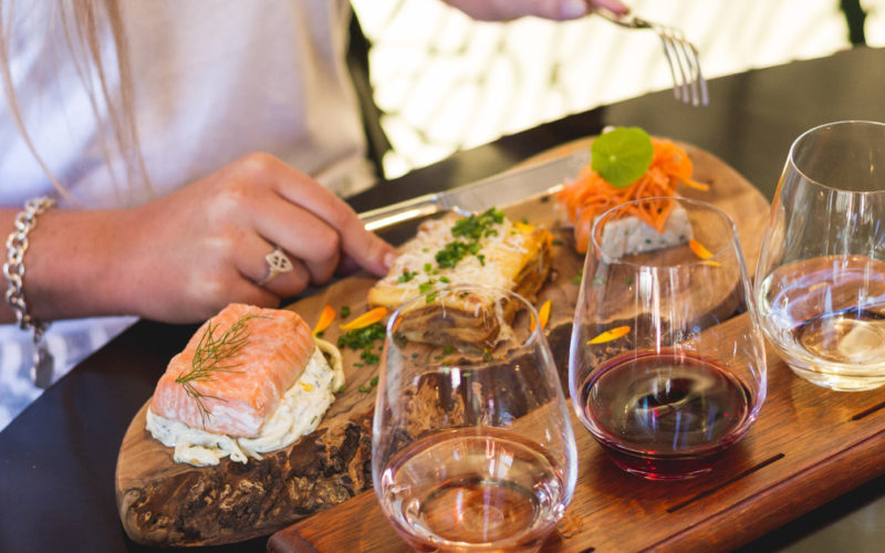 A Perfectly Paired Wine Lunch Hosted by Santa Julia Winery