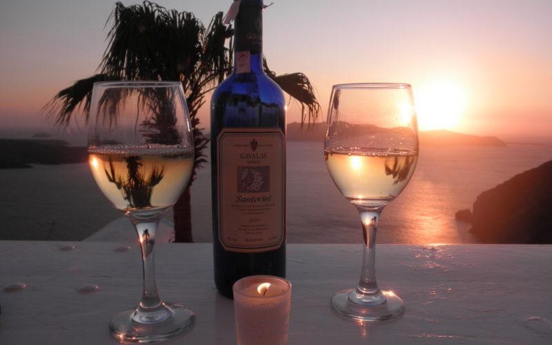 Exploring the Wines of Greece- Gavalas Winery Santorini 2011