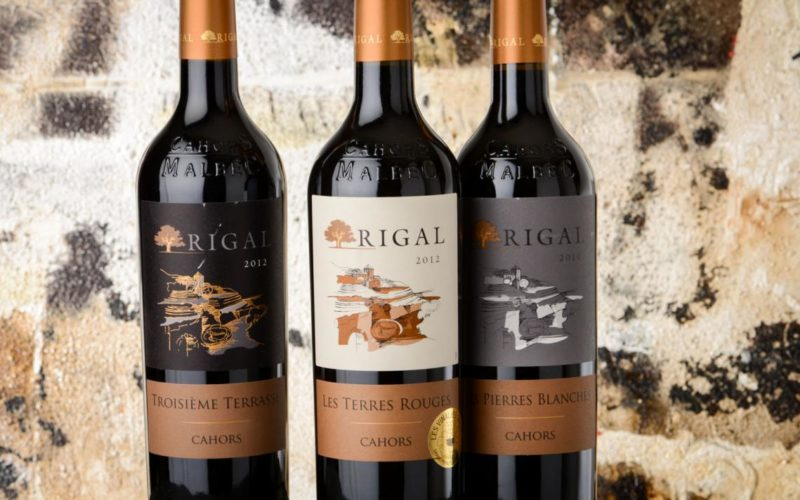 "Mini-Review- Rigal ""The Original"" Malbec 2010"