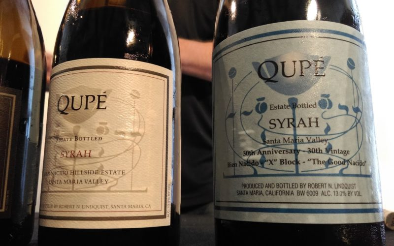 Mini-Review – Qupe Central Coast Syrah 2010