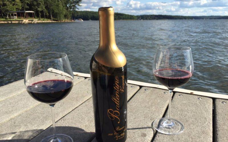 Mini-Review – Ballentine Vineyards 2010 Napa Valley Petite Sirah