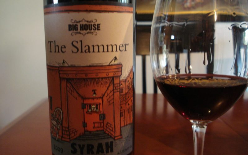 A Juicy Syrah from Big House