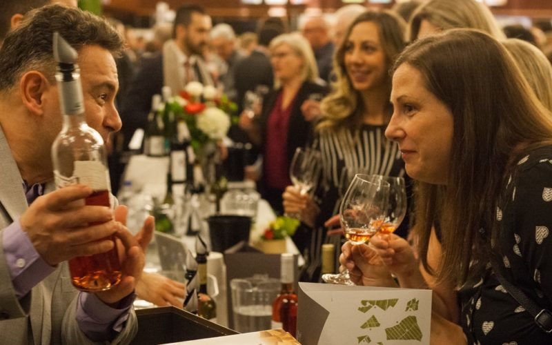 Wine Event in OC: Inaugural West of West Wine Festival