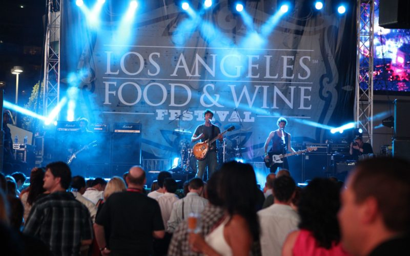 The Los Angeles Food & Wine Festival is a Wrap!