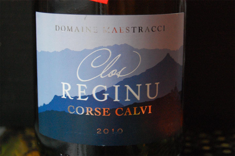 Domaine Maestracci 2011 Rouge Corse Calvi