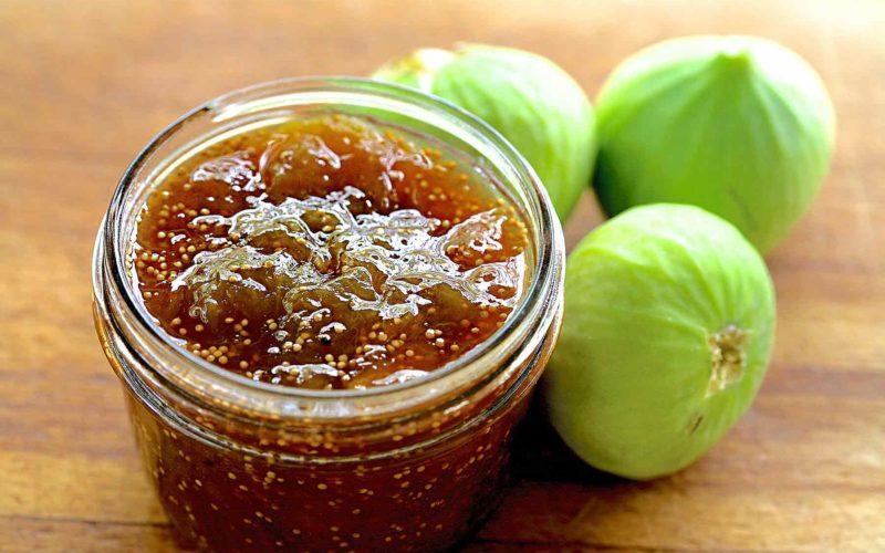 Simple Fig Jam Recipe
